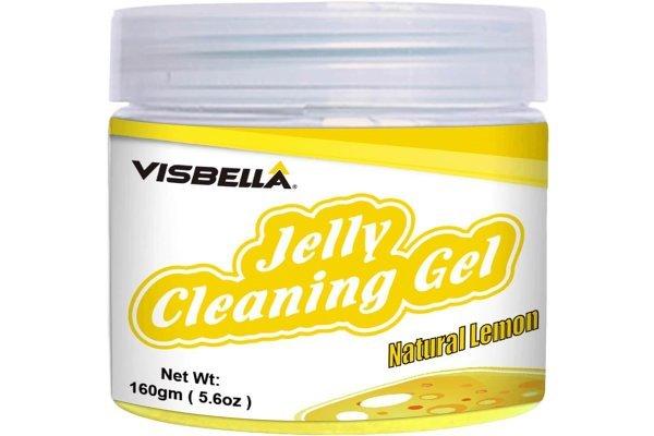 Čistilni gel za čiščenje armaturne plošče