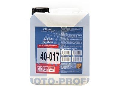 Čistilo za platišča Clinex (tekoče), 5L