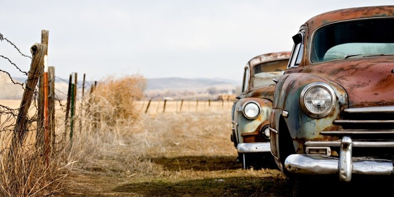 Kako odstraniti hrđu sa starijih automobila?