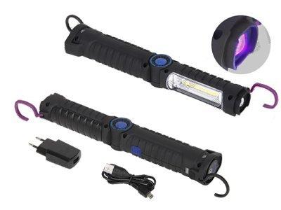 Delovna LED + UV luč