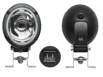 Delovna luč 104x120x100mm