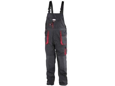 Delovne hlače z oprsnikom Yato, XL velikost