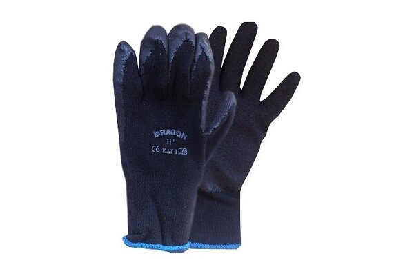 Delovne rokavice  Moje auto Virage- Dragon, 1 par