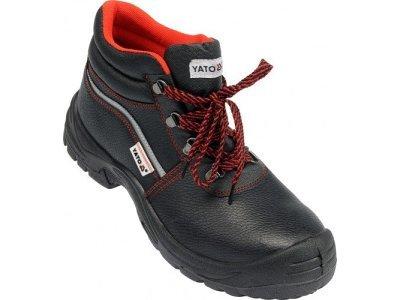 Delovni čevlji, zaščita protu urezninam, Poliuretan guma, velikost 41