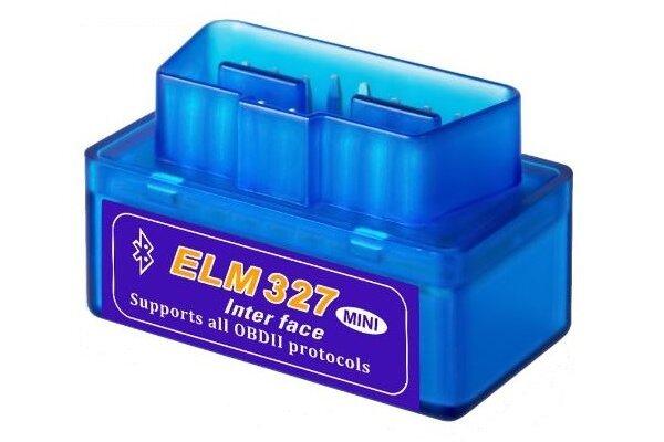Dijagnostički uredjaj za automobil Super Mini ELM327 V2.1, OBD2, Bluetooth, benzin