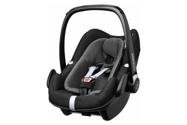 Dječje automobilsko sjedalo Maxi-cosi 0-13 kg, crna