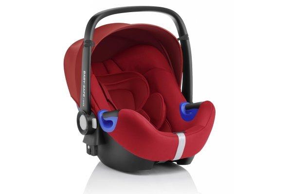 Dječje automobilsko sjedalo Romer 0-13 kg, crvena