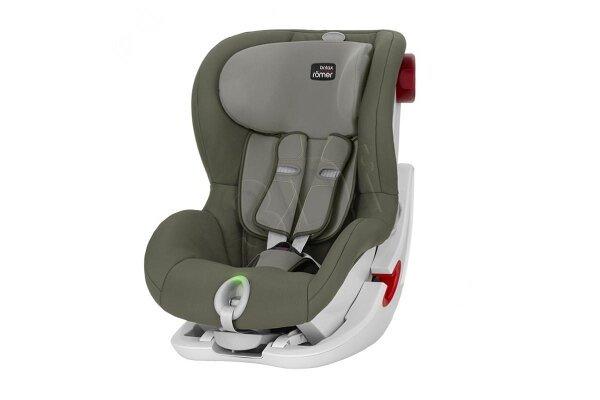 Dječje automobilsko sjedalo Romer 9-18 kg, olivno zelena