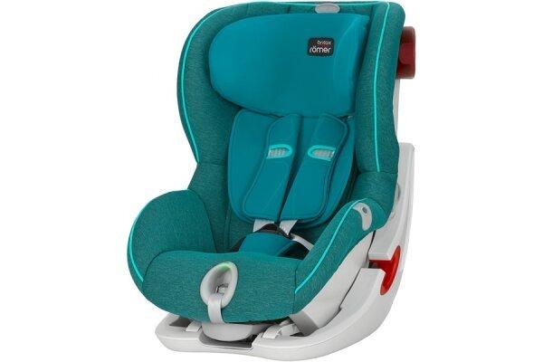 Dječje automobilsko sjedalo Romer 9-18 kg, zelena