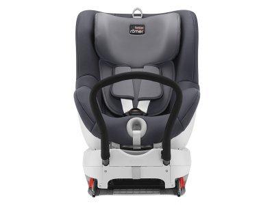 Dječje automobilsko sjedalo Romer Dualfix, 0-18 kg, siva