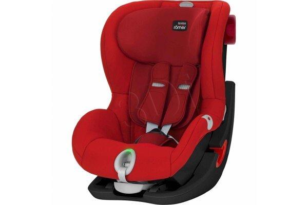 Dječje automobilsko sjedalo Romer KING II LS, 9-18 kg