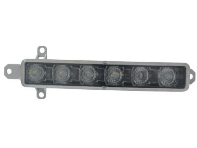 Dnevna svjetla Citroen Berlingo 12-14, LED, crn okvir
