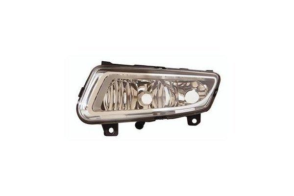 Dnevno svjetlo+Maglenka VW Polo 09-
