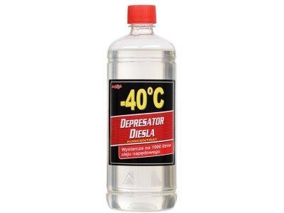 Dodatek h gorivu Moje auto, 1000 ml, dizel