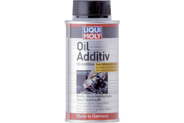 Dodatek motornemu olju Liqui Moly, 125ml