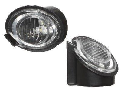 Dodatna osvetlitev v ogledalu Audi Q7 05-15