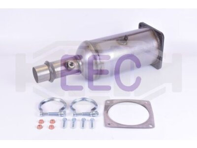 DPF Filtar DPF006 - Peugeot 307 00-05