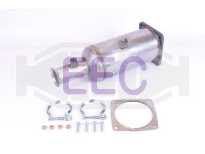 DPF Filter DPF005 - Peugeot 406 95-04