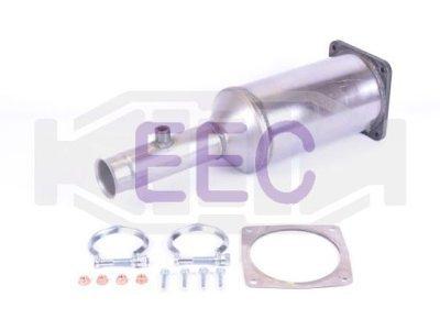 DPF Filter DPF009 - Citroen C5 05-08