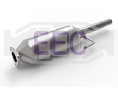 DPF Filter DPF051S - Opel Combo 00-10