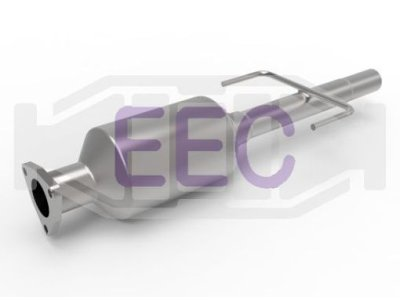 DPF Filter DPF052 - Opel Meriva 03-10
