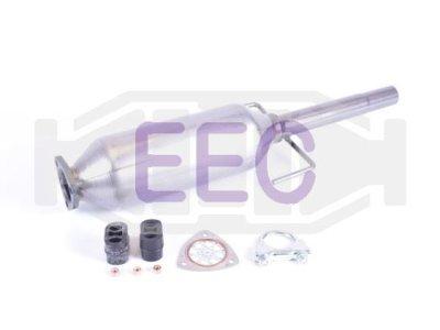 DPF Filter DPF053 - Opel Combo 00-10
