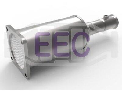 DPF Filter DPF064 - Citroen C6 05-
