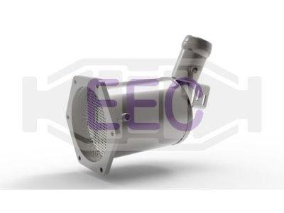 DPF Filter DPF089S - Mercedes-Benz Razred C 00-07