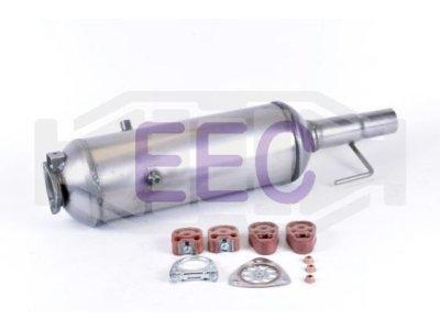 DPF Filter FI6045T - Fiat Doblo 01-06