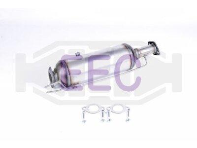 DPF Filter KA6013T - Kia Sportage 04-10