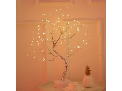 Drevo življenja, 108 LED lučk