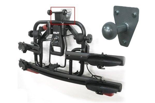 Držač za odlaganje nosača za bicikle