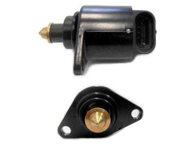 Dušilna loputa (nastavni element) - E05-0040 - Peugeot 206 98-09