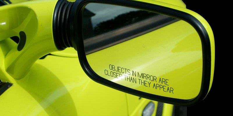 Zakaj so pomembna avto ogledala in kako so se razvijala skozi čas