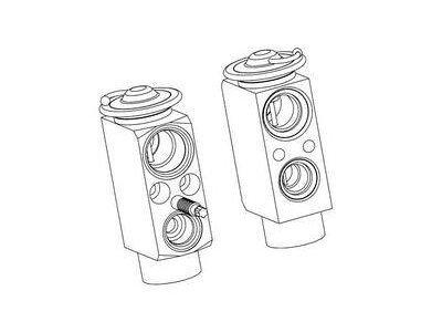 Ekspanzijski ventil BMW Serije 3 98-05