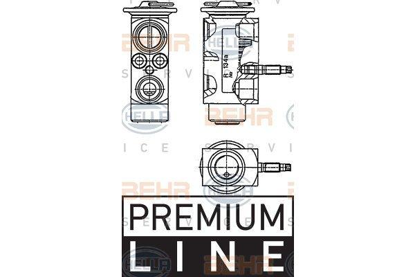 Ekspanzijski ventil BMW Serije 5 03-10