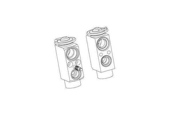 Ekspanzioni ventil BMW Serije 3 98-05