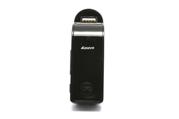 Elegantan FM predajnik  USB,TF,AUX zlatnocrn
