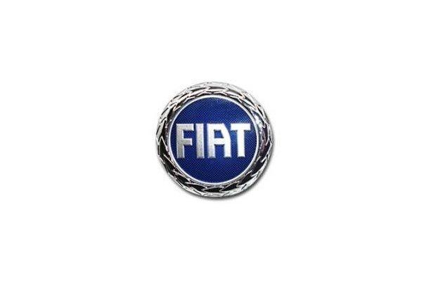 Emblem/znak (prednji) Fiat Sedici 06- modri