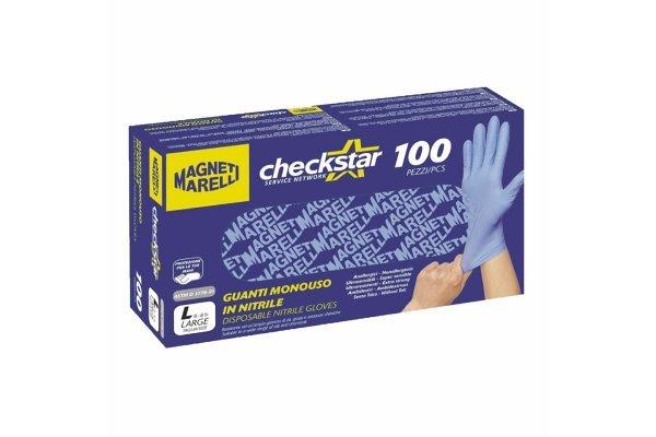 Enkratne univerzalne rokavice 100kosov Magneti Marelli