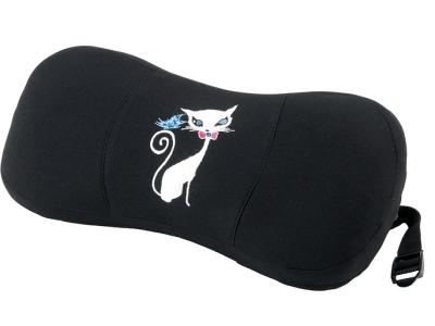 Ergonomski jastuk za glavu, mačka
