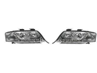 Far Audi A6 97-01, set + LED parkirng svjetlo
