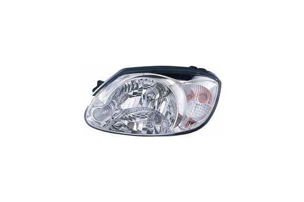 Far Hyundai Accent 03- bijeli žmigavac