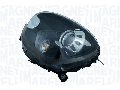 Far Mini Countryman (R60) 10- Xenon crni