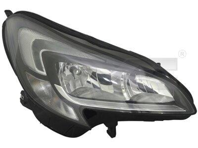 Far Opel Corsa E 15-, LED dnevno svijetlo