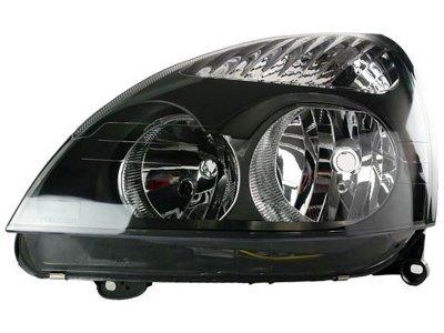 Far Renault Clio 01- crni