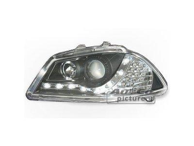 Far Seat Ibiza/Cordoba 02- DRL izgled crni LED