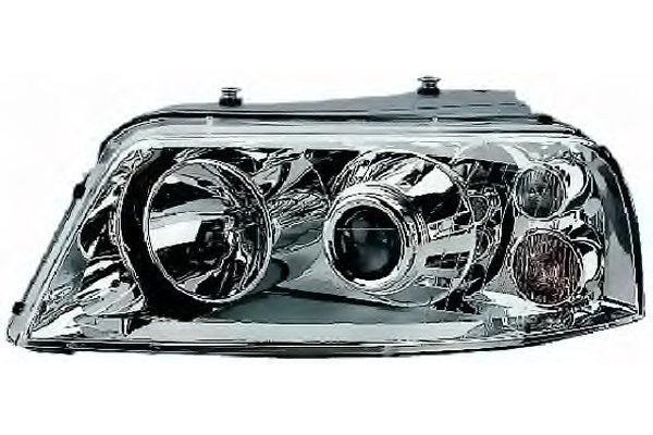 Far Volkswagen Sharan 00- Xenon
