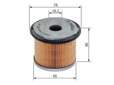Filtar goriva BS1457431720 - Opel Movano 98-
