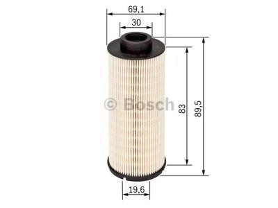 Filtar goriva BSF026402047 - Opel Movano 98-